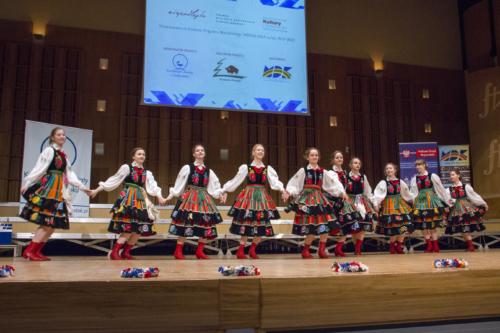Występ Samorządowego Ogniska Baletowego w Białymstoku.